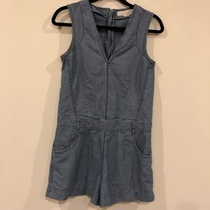 Stella McCartney cute denim romper